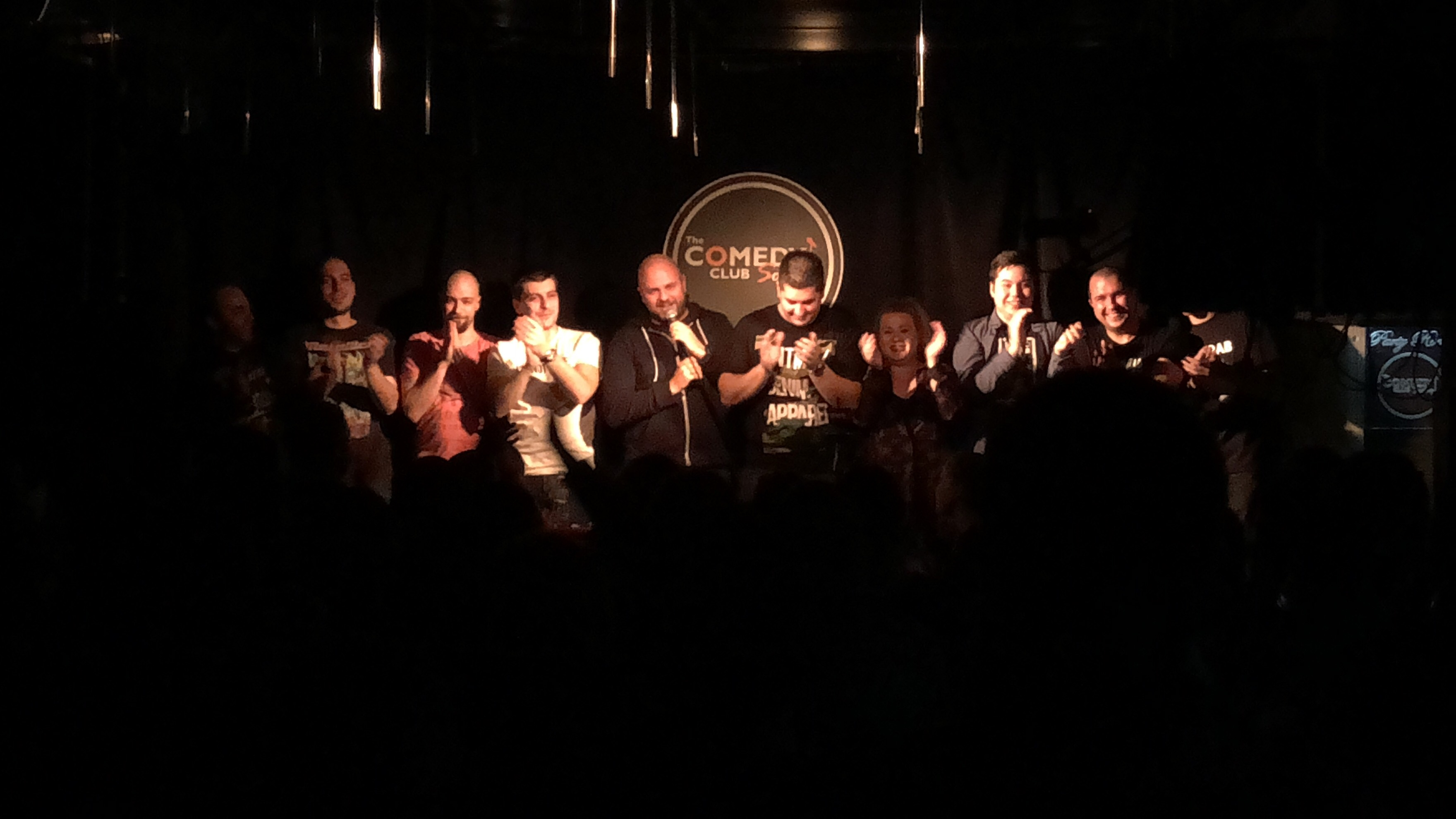 stand-up comedy Sofia Bulgaria